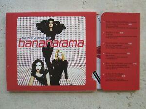 BANANARAMA : The twelve inches of Bananarama (CD Rhino 2006)