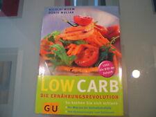 Low Carb Die Ernährungsrevolution Buch von GU Autor Nicolai Worm + Doris Muliar