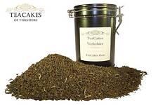 Noir le thé en feuille 100g cadeau Caddy teacakes propre meilleure valeur qualité