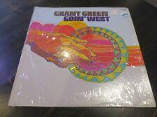 Grant Green - Goin' West - NICE OG 1969 Blue Note - VAN GELDER - Herbie Hancock