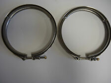 """Lot of 2 R.G.Ray 9.45"""" General Purpose V-Insert Clamp 100123"""