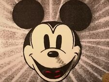 Mickey Mouse Sericel Hand Painted Cel Celluloid Art A4 Official Disney Gold Seal