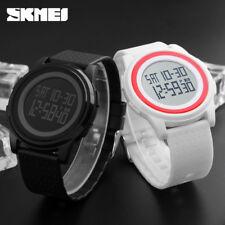 SKMEI Women's Watch Waterproof LED Digital Wristwatches Sports Girls Watches UK