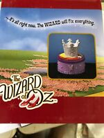 Wizard of Oz Crown Rotating Mini Figurine by The San Francisco Music Box Company