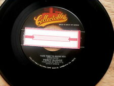 PERCY SLEDGE ~TAKE TIME TO KNOW HER ~Unplayed Soul 45~Jukebox Re-issue