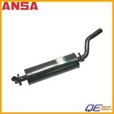 Rear Mercedes Benz 300CD 300D Exhaust Muffler Ansa 1234908415A