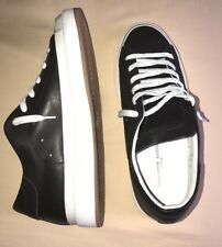 PHILIPPE MODEL UK 6 EU 39 Trainers Leather Shoes Men's ' Women's Black Designer