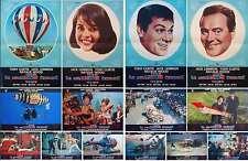 GREAT RACE Italian fotobusta photobusta movie posters x14 NATALIE WOOD CURTIS