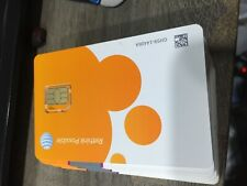 Lot Of 26 At&T Micro Prepaid Go Phone Sim Cards 4681B and 409554