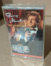 BARRY MANILOW SINGIN' WITH THE BIG BANDS cassette tape album