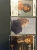 Vikki Carr Tejano Music Tape Cassette Lot Of 3