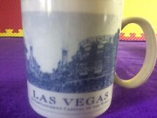Starbucks Coffee 2008 Architect Series City Las Vegas 18 Ounce Mug Excellent