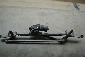 2019 Buick Enclave front Windshield Wiper Motor and Transmission Linkage