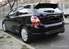 Spoiler passend für Honda Civic Spoiler Dachkanntenspoiler Type R Spoiler