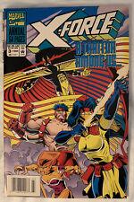 X-Force #3 Annual 1994 Marvel Comics by Fabian Nicieza, Jim Krueger