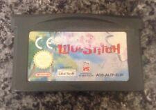 Disney's Lilo & Stitch Nintendo GameBoy Advance Genuine Game Cartridge GBA SP DS