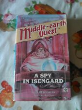 A Spy in Isengard Middle Earth Quest J R R Tolkien Gamebook