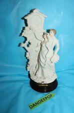Fiori Alla Married Couple Flowers To Madonna Sculpture Giuseppe Armani Figurine