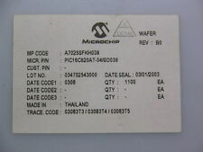 20 Microchip PIC16C620AT-04/SO039 EEPROM Based 8-Bit CMOS Microcontrollers