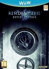 Nintendo Wii U game Resident Evil Revelations WiiU NEW