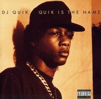 DJ Quik - Quik Is the Name [New CD] Explicit