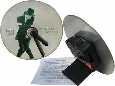 Michael Jackson Horloge de table Audio CD Clock Interview 1984