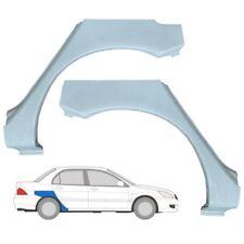 Mitsubishi Lancer 2003-2008 4/5 Tür Radlauf Reparaturblech Kotflügel / Paar