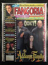 Fangoria #109 VF Free UK P&P Horror Magazine