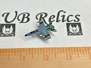 Micro Machines McDonnell Douglas F-18 Hornet Fighter Jet Aircraft 1987 Galoob