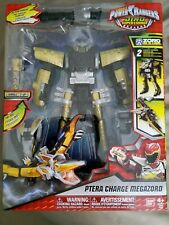 Power Rangers Dino Super Charge - Ptera Charge Megazord