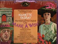 MAKE A WISH-B'WAY CAST-NANETTE FABRAY-RCA RI LP STILL SEALED!