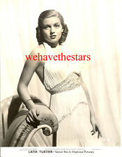 Vintage Lana Turner GORGEOUS SEXY 30s EARLY WB Publicity Portrait