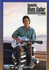 Acoustic Blues Guitar Learn to Play Lesson Tutorial Learner Music DVD