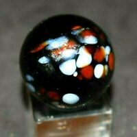 """Unidentified Marble Rare Handblown Size.937=15/16"""" LARGE Shooter MINT!"""