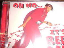Oh No It's Red Rat by Red Rat (CD, Dec-1997, Greensleeves Records)