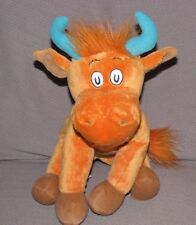 """Kohl's Cares for Kids Dr. Seuss Mr. Brown Can Moo 12"""" Plush Toy From book"""