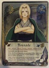 Naruto CCG Super Rare Tsunade US059 1st Edition Foil Battle of Destiny