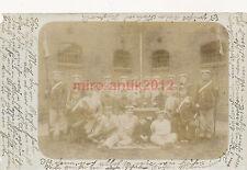 Foto, AK, soldati a Lipsia Gohlis 1904 (G) 1362