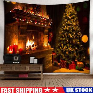 Bedroom Living Room Hanging Blanket Christmas Halloween Tapestry Wall Decor
