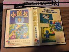 Magic Girl SEGA Mega Drive JAP Version - Custom Game - Grade AAA+++
