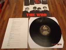 "THE WHO ""WHO'S RARE"" - LP  -  V6468 - VIRGIN"