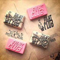 2 pcs/lot,Original Shape Fight Club Soap Handmade Project Mayhem- Novelty,Unisex