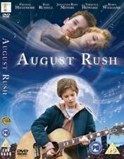 August Rush 2007 DVD (uk) Drama Music Movie Region 2