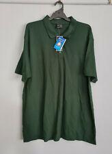 JB's Wear Mens 210FHX 210 Bottle Green Short Sleeve Polo Size 5XL New