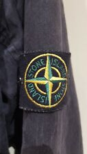 VINTAGE RARE STONE ISLAND A/W 2006 LINO-FLAX JACKET COAT SIZE L 100% AUTHENTIC