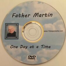 Father Martin One Day At A Time AA ALCOHOLICS ANONYMOUS DVD FREE SHIPPING RARE