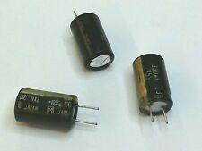 330uf 25v 105C (25 pcs) Radial Lead Electrolytic Capacitor / 10x17.5mm