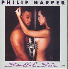 Soulful Sin by Philip Harper (CD, Mar-1994, Muse (USA)) JZ1605