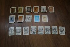 Civilization Avalon Hill trade calamity cards vintage oop board game spare parts