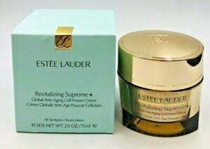 Estee Lauder Revitalizing Supreme+ Global Anti-Aging Cell Power Creme 2.5 oz NIB